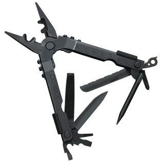 Multifunkčné náraďové kliešte 600 DET GERBER® - čierne
