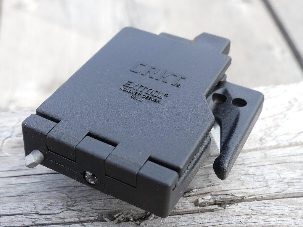 Multifunkční nástroj ExiTool® CRKT® - černý