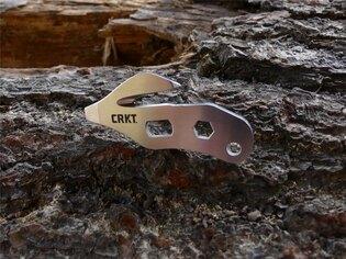 Multifunkční nástroj K.E.R.T.™ Rescue CRKT® - stříbrný