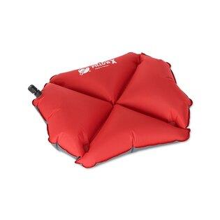 Nafukovací polštář Pillow X Klymit® - červený