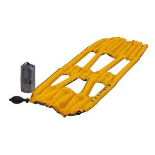 Nafukovacia karimatka 3 Inertia X Lite Klymit® - oranžová