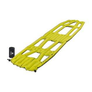 Nafukovacia karimatka Inertia X Frame Klymit® - žltá