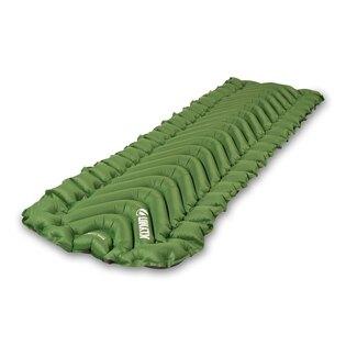 Nafukovacia karimatka Static V Long Klymit® - Zelená