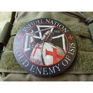Nášivka Infidel Nation JTG® - barevná