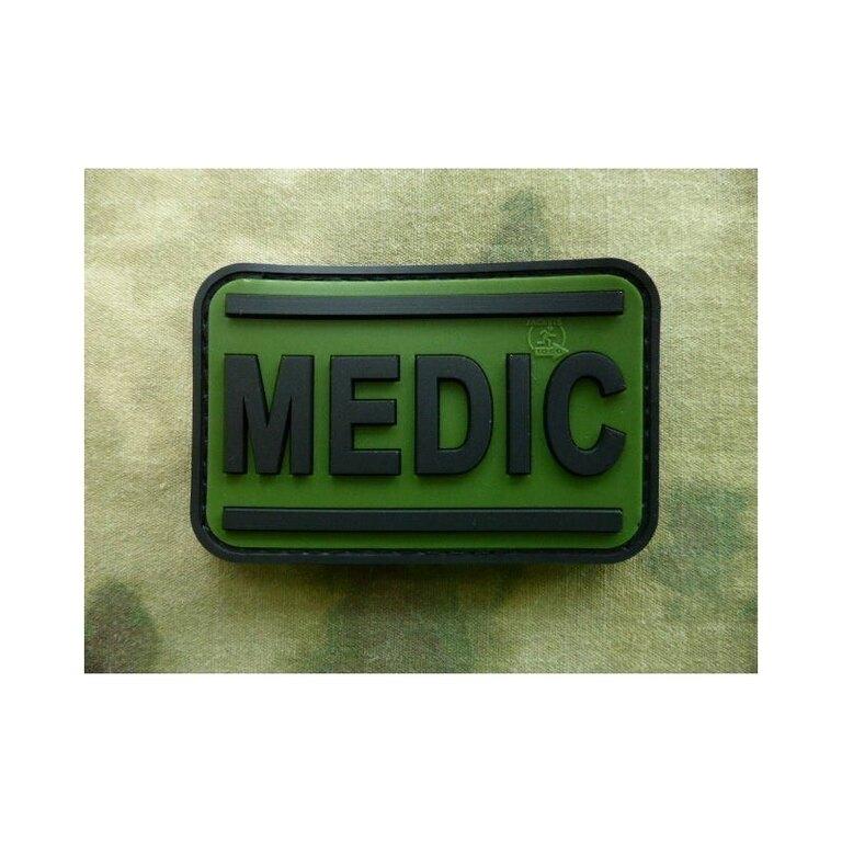 Nášivka JTG Black Medic