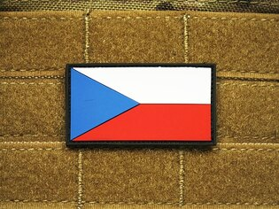 Nášivka JTG Česká republika