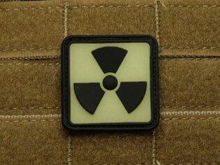Nášivka JTG H3 Radioactiv Logo