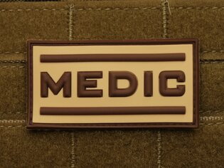 Nášivka JTG Medic