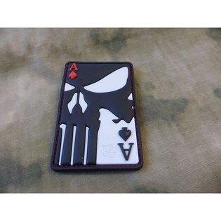 Nášivka JTG® Punisher Ace Of Spades - farebná
