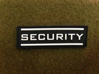 Nášivka JTG Security - Swat