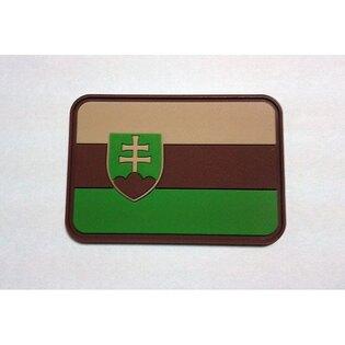 Nášivka JTG slovenských republika