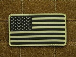 Nášivka JTG USA vlajka