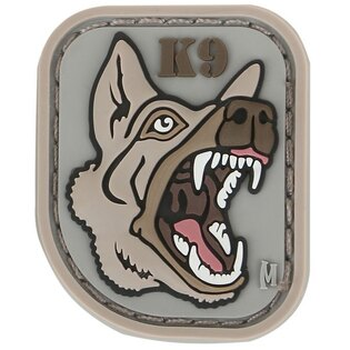 Nášivka MAXPEDITION® German Shepard K9 - arid