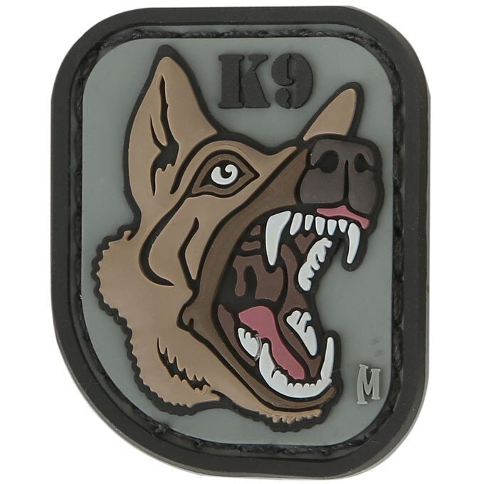 Nášivka MAXPEDITION® German Shepard K9 - swat