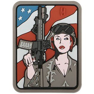Nášivka MAXPEDITION® Soldier Girl