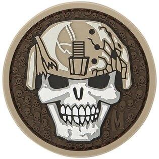 Nášivka MAXPEDITION® Soldier Skull