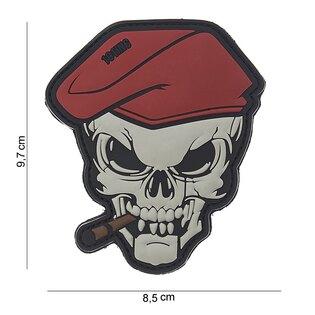 Nášivka Skull Sigar 101INC®
