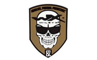 Nášivka Skull Wiley X®