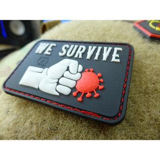 Nášivka We Survive Pinch The Virus JTG®