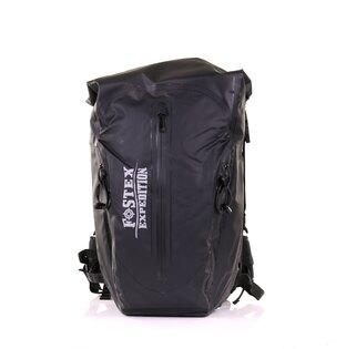 Nepremokavý batoh FOSTEX® X-Plorer - čierny