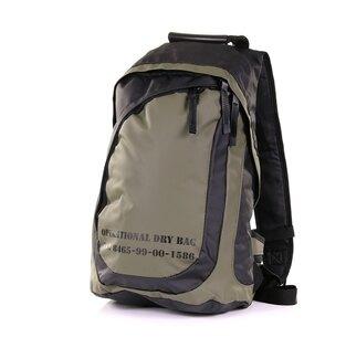 Nepremokavý batoh OPERATIONAL FOSTEX® malý - zelený-olív
