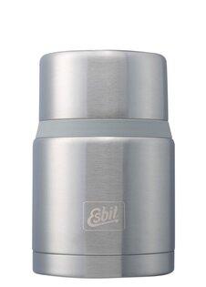 Nerezová vakuová termoska na jídlo ESBIT® FJ750SP-BS - matná stříbrná  a9596d5cdb8
