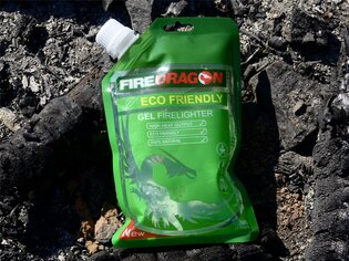 Netoxické palivo FireDragon Gel BCB® v sáčku, 200 ml