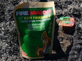 Netoxické pevné palivo FireDragon Solid BCB® 6 tablet v sáčku