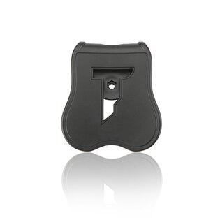 Nosné pádlo pre puzdrá R - Serie Cytac® - čierne