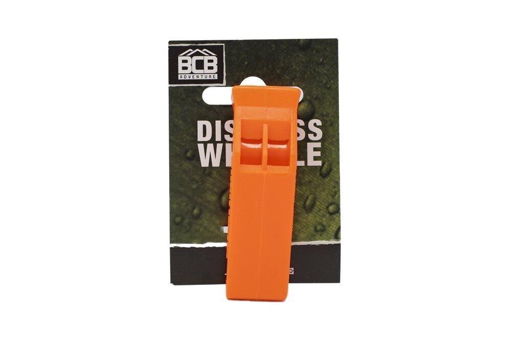Nouzová píšťalka BCB® - oranžová