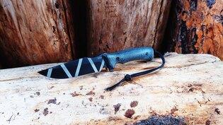 Nôž s pevnou čepeľou ANV® M311 Spelter