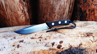 Nôž s pevnou čepeľou ANV® P300