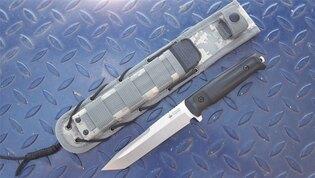 Nôž s pevnou čepeľou Kizlyar SUPREME® Aggressor AUS 8