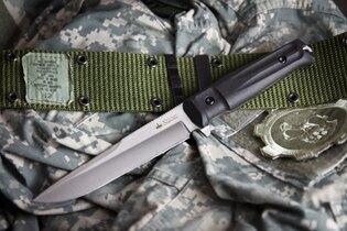 Nôž s pevnou čepeľou Kizlyar SUPREME® Alpha AUS 8