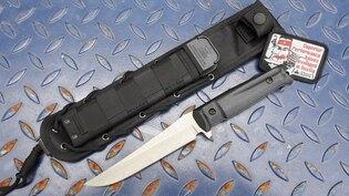 Nôž s pevnou čepeľou Kizlyar SUPREME® Croc D2