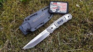 Nôž s pevnou čepeľou Kizlyar SUPREME® Echo D2