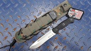 Nôž s pevnou čepeľou Kizlyar SUPREME® Maximus AUS 8