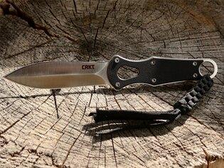 Nôž Sting™ 3B CRKT® - čierny