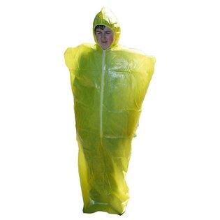Núdzový termo-izolačný vak BCB® Protective Aid s kapucňou - žltý