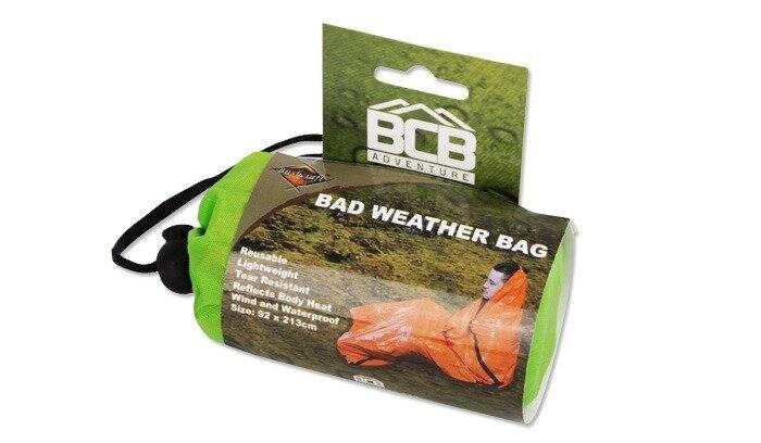 Núdzový termoizolačný vak BCB® Emergency
