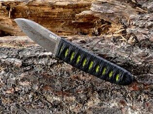 Nůž Akari™ CRKT® - černý