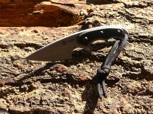 Nůž na krk Ruger Carbine CRKT® - černý