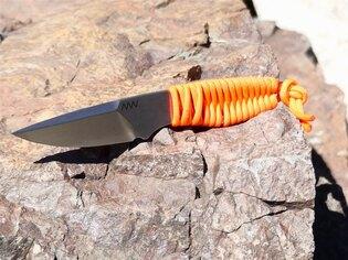 Nůž s pevnou čepelí ANV® P100