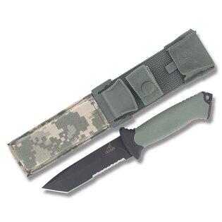 Nůž s pevnou čepelí GERBER® Prodigy Tanto - zelený