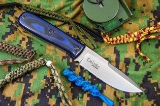 Nůž s pevnou čepelí KIZLYAR SUPREME® Colada CMP S35VN