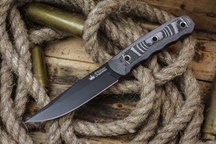 Nůž s pevnou čepelí KIZLYAR SUPREME® Echo AUS 8