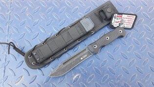 Nůž s pevnou čepelí KIZLYAR SUPREME® Maximus D2