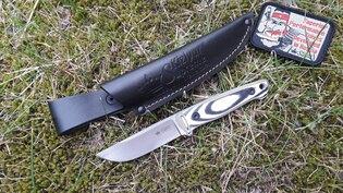 Nůž s pevnou čepelí KIZLYAR SUPREME® Nikki D2