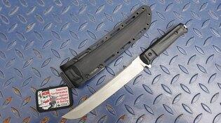 Nůž s pevnou čepelí KIZLYAR SUPREME® Sensei D2