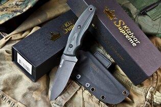 Nůž s pevnou čepelí KIZLYAR SUPREME® Urban AUS 8